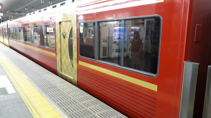 京阪特急 8000系 プレミアムカー