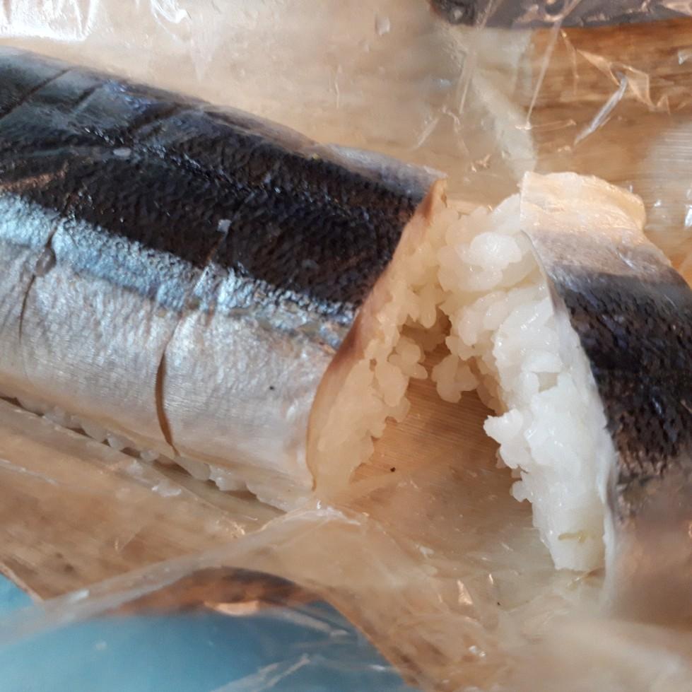 白浜 さんま寿司