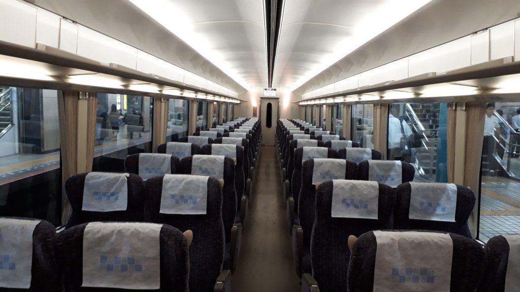近鉄 アーバンライナー 21020系 レギュラーカー