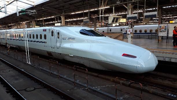 新幹線 みずほ号 さくら号 N700系7000番台、8000番台