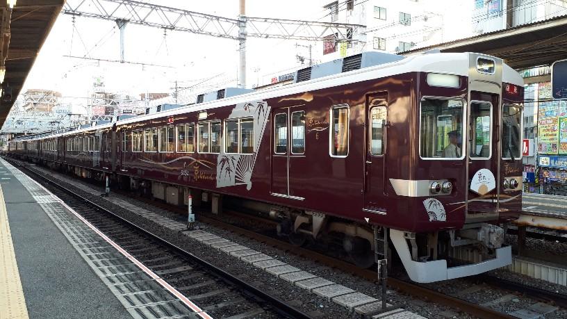 阪急 京とれいん 6300系