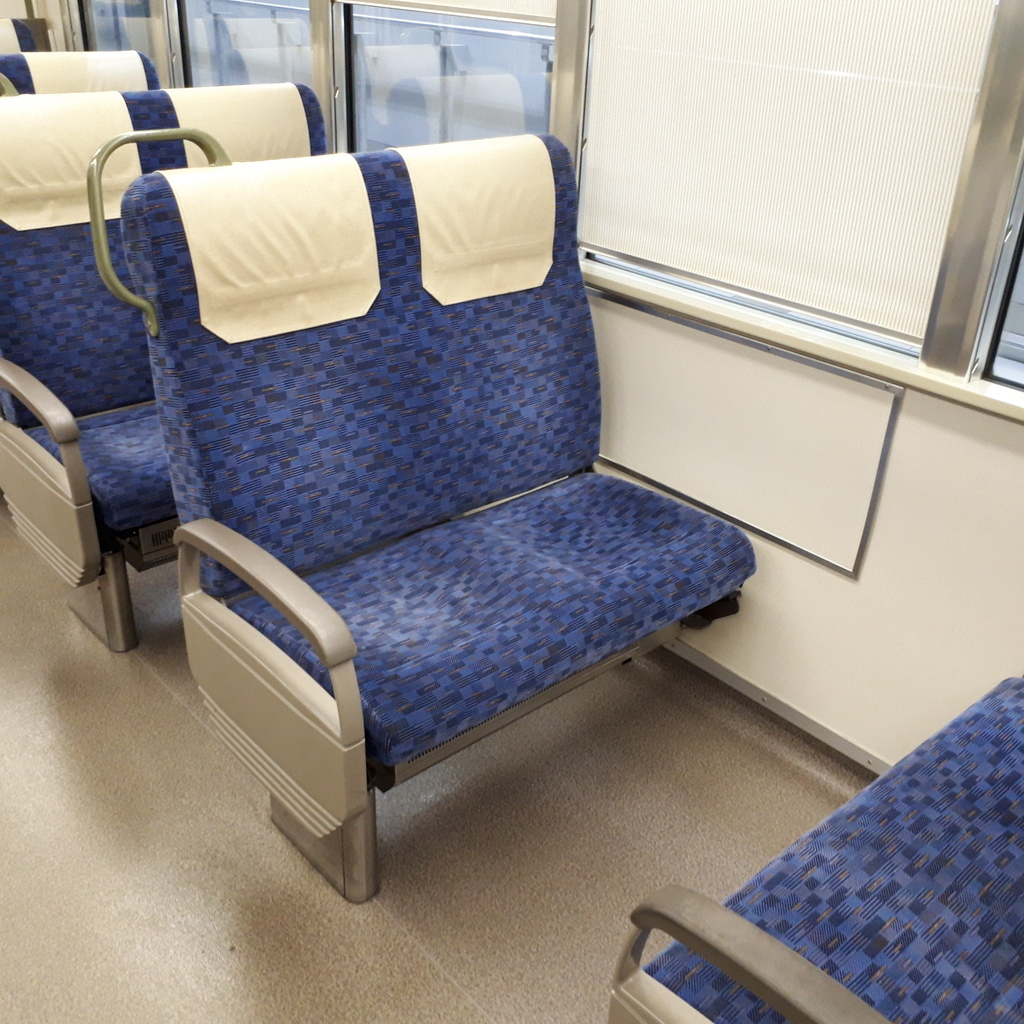 関空快速 223系 座席