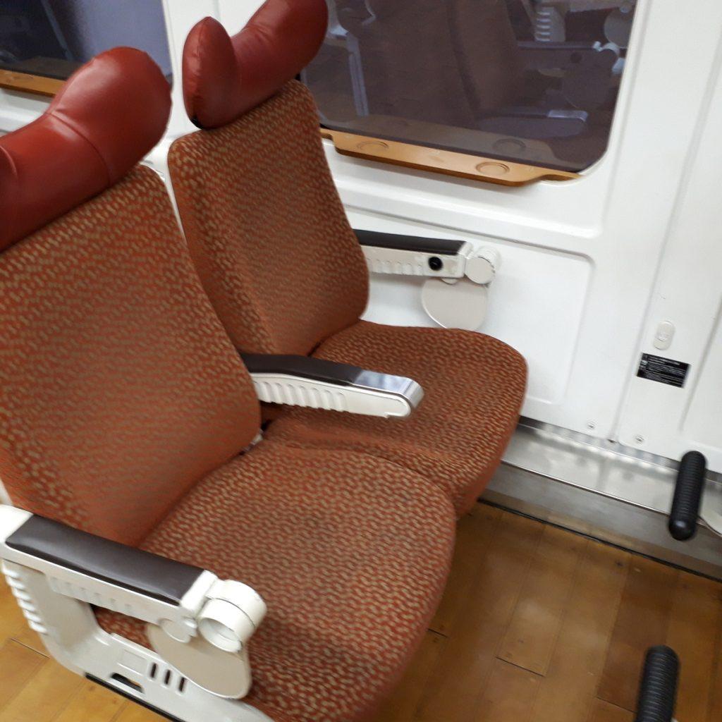特急ソニック 883系 普通車 指定席