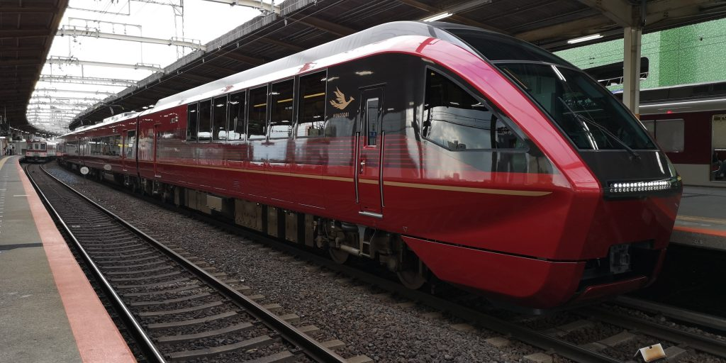 近鉄 ひのとり 80000系 プレミアム車両