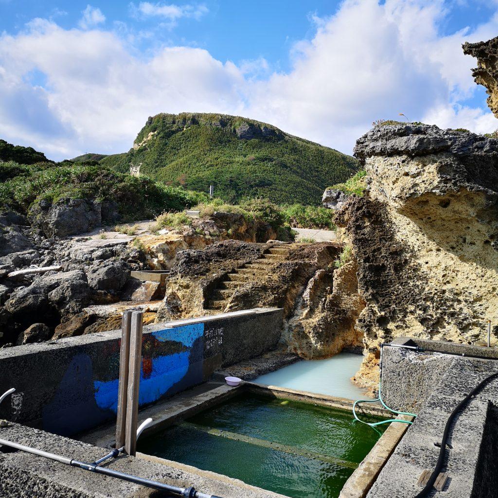 小宝島 湯泊温泉