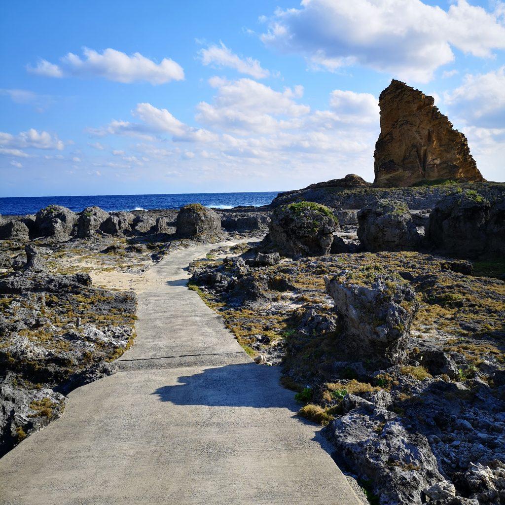 小宝島 赤立神海水浴場