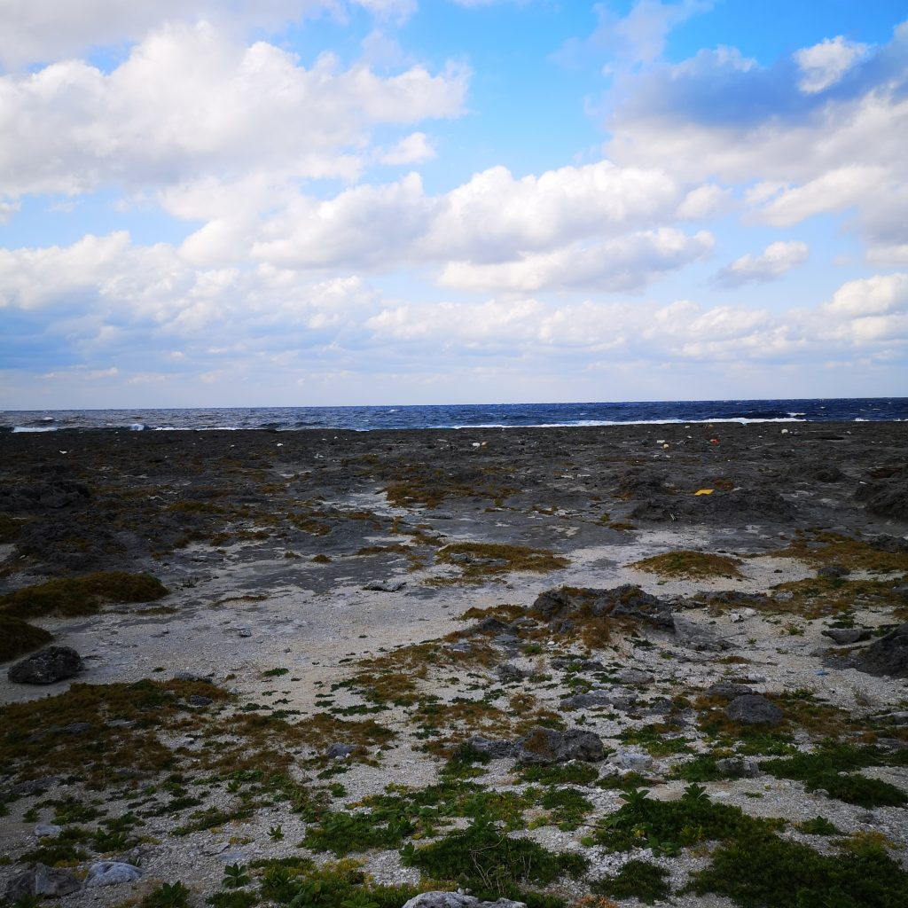 小宝島 横瀬海岸
