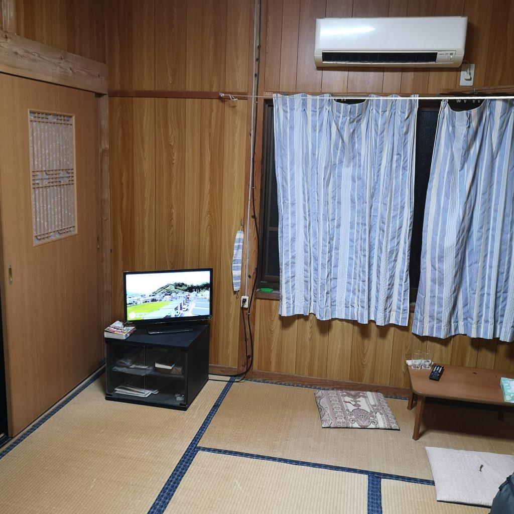 小宝島 民宿いこいの森 部屋