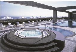 ウェスティンホテル淡路 スパ フィットネス リストーロ 屋外プール
