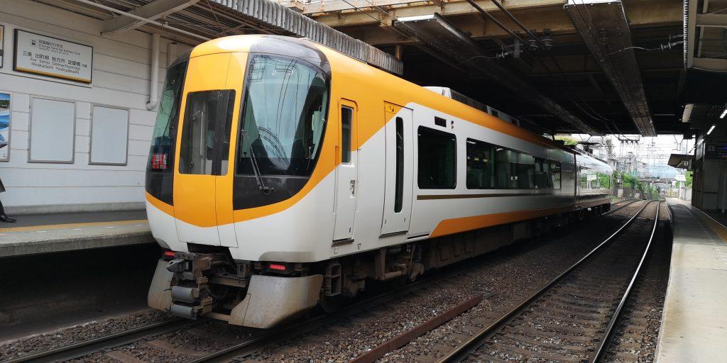 近鉄 京都線 橿原線 特急 22600系