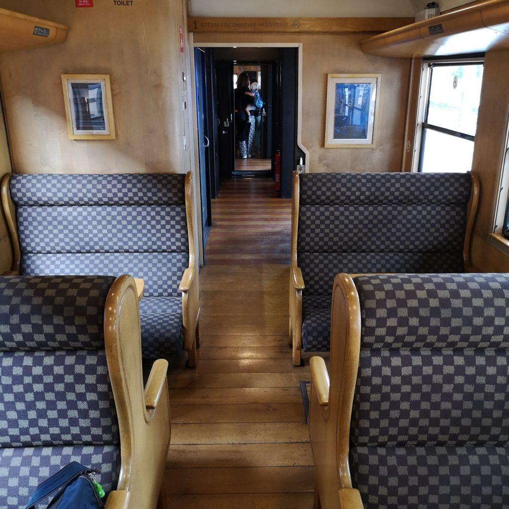 快速SL人吉 50系客車 1号車