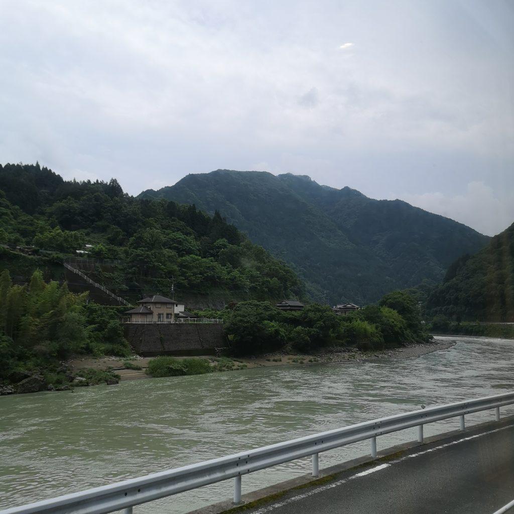 特急かわせみやませみ 球磨川