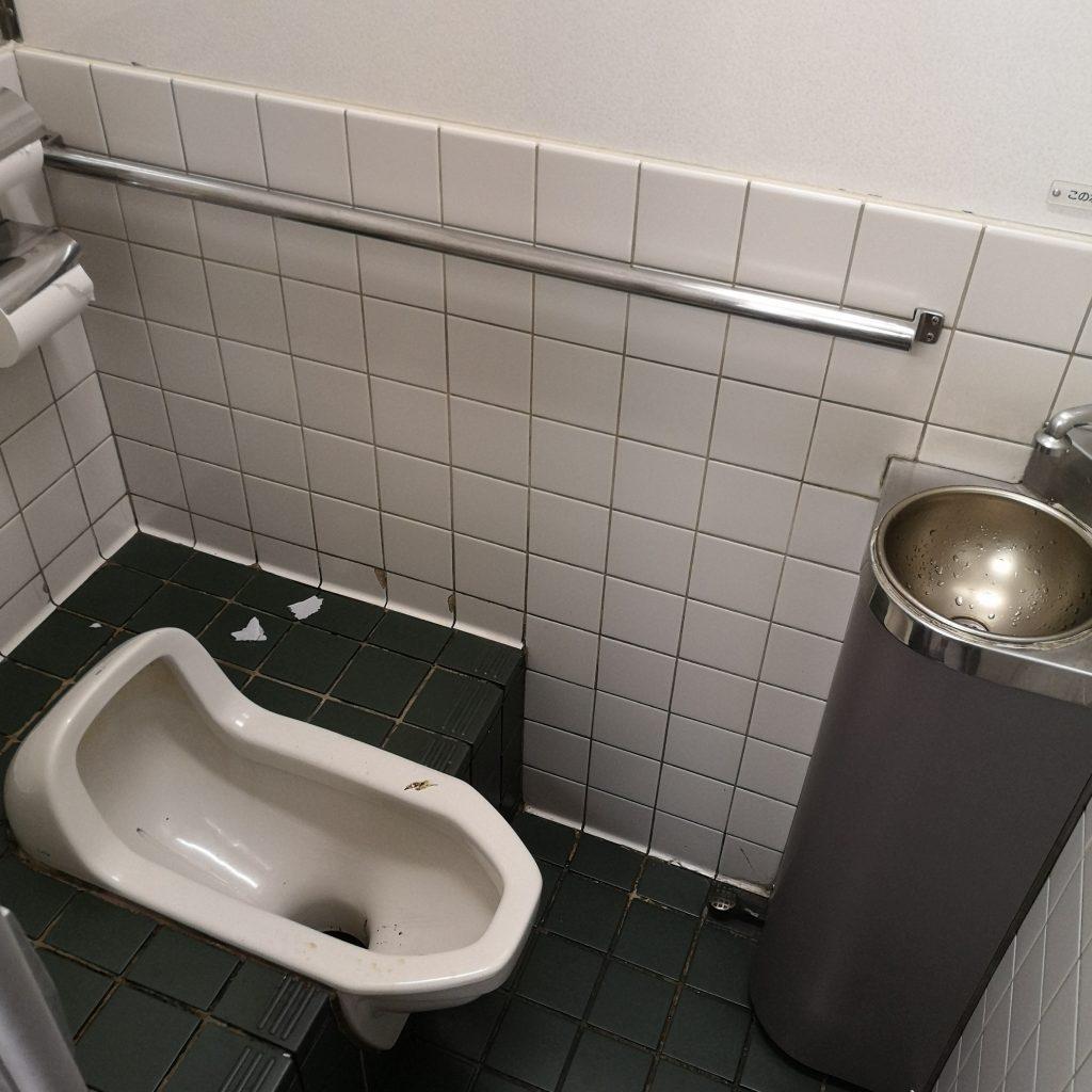 近鉄名古屋線急行 2610系 お手洗い トイレ