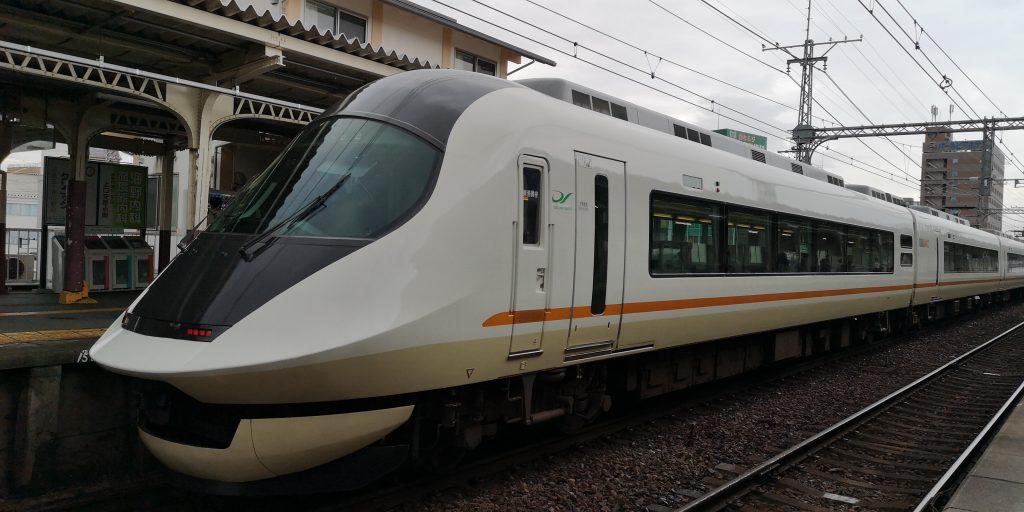 近鉄 アーバンライナー 21020系