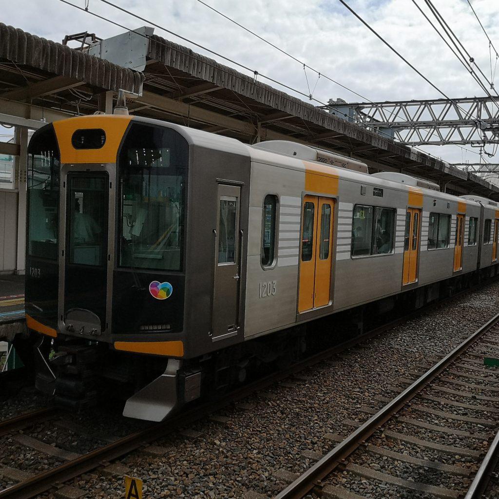 近鉄奈良線 阪神 直通快速急行 阪神1000系