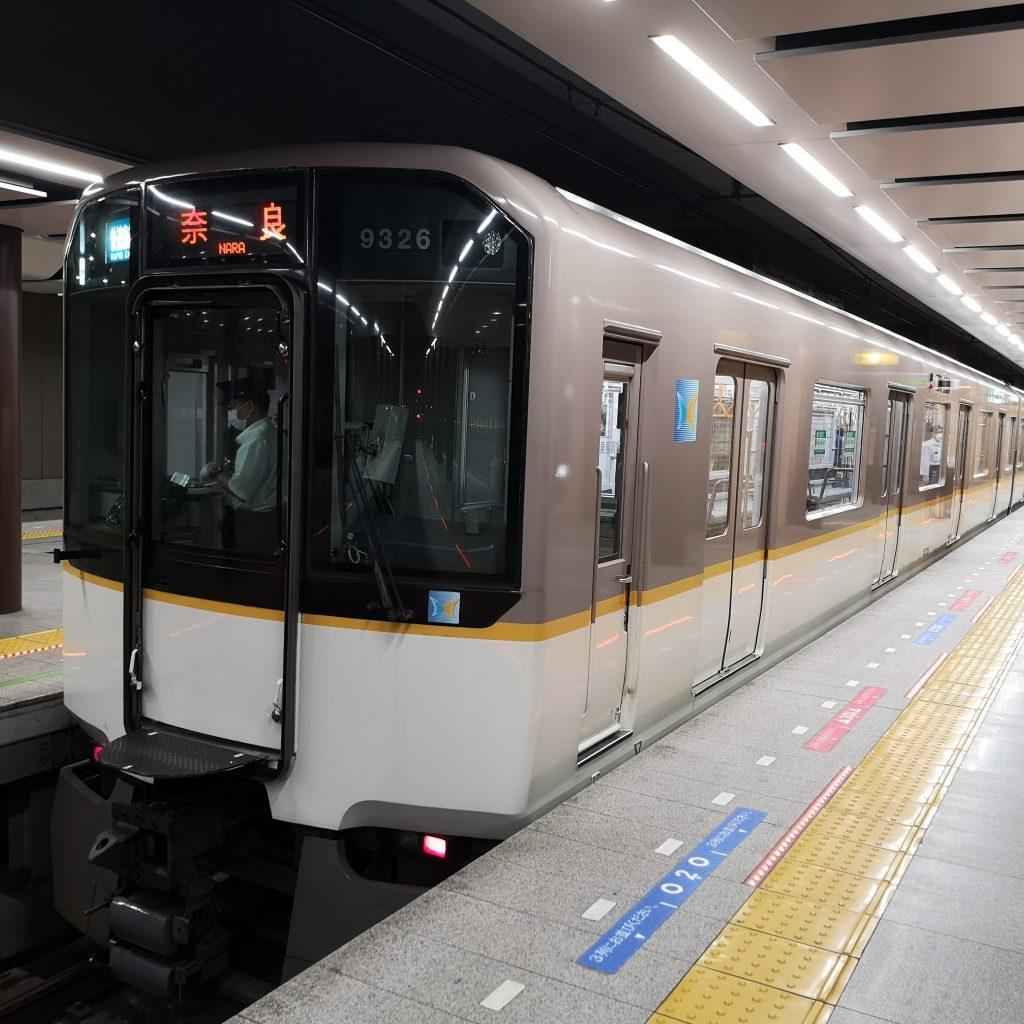 近鉄奈良線 阪神 直通快速急行 近鉄 9820系