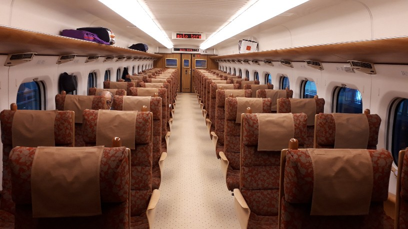 新幹線つばめ 800系