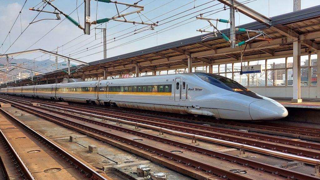新幹線 こだま号 700系 レールスター