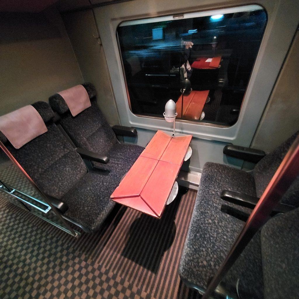 特急 きらめき 787系 普通車 個室