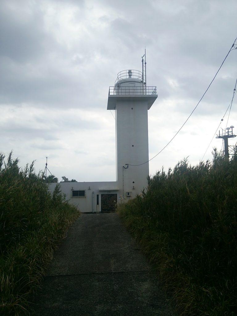 トカラ列島 中之島 ヤルセ灯台