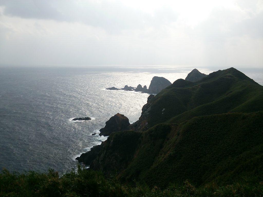 トカラ列島 平島 平島大浦展望台