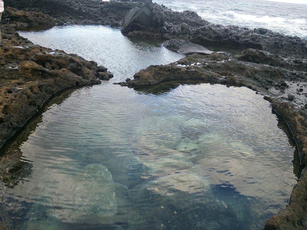 トカラ列島 平島 穴口