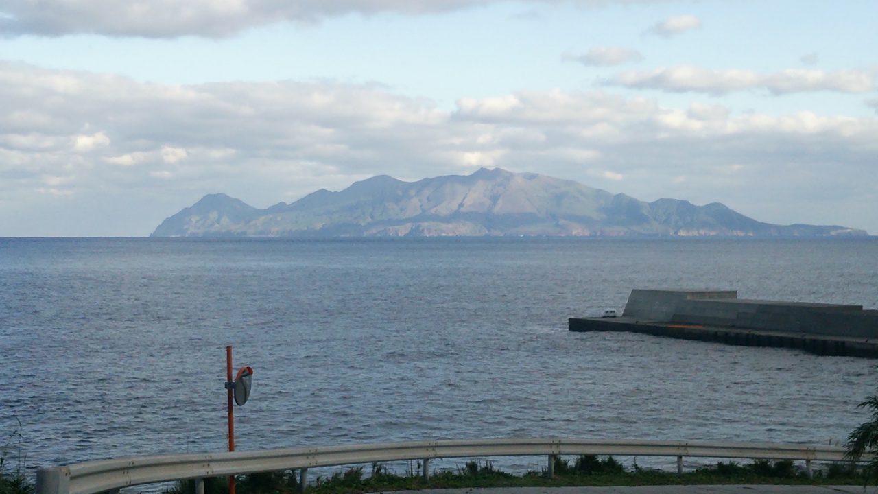 トカラ列島 平島