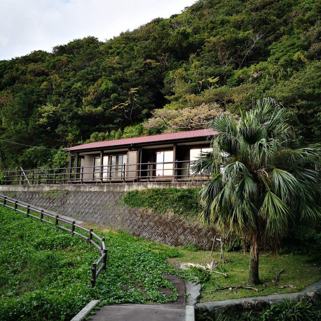 トカラ列島 口之島 セランマ温泉