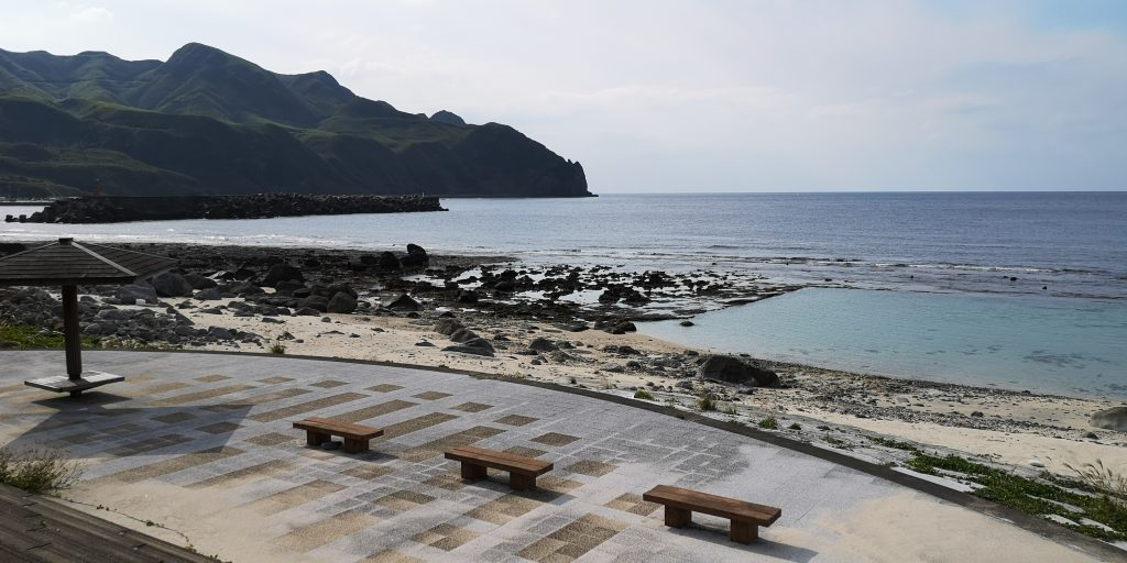 トカラ列島 口之島 平瀬海水浴場