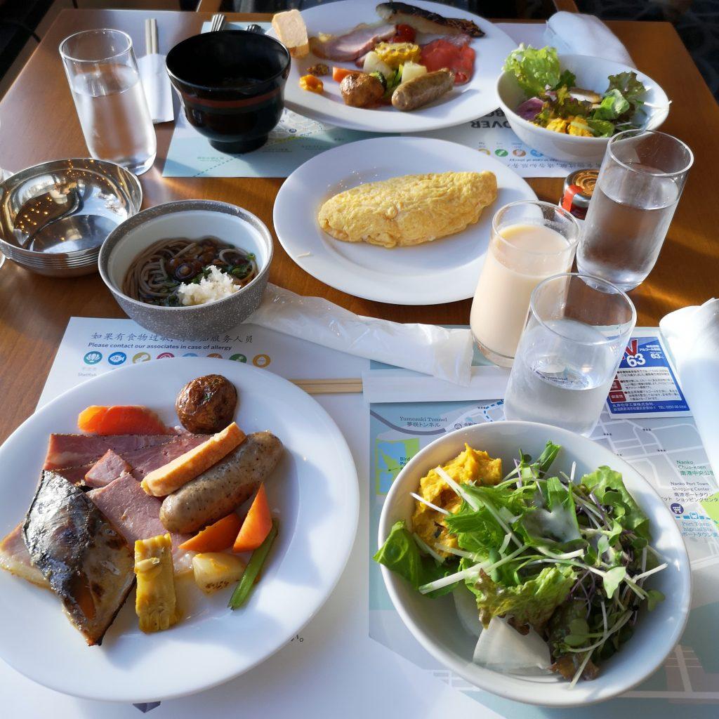 ハイアットリージェンシー大阪 朝食