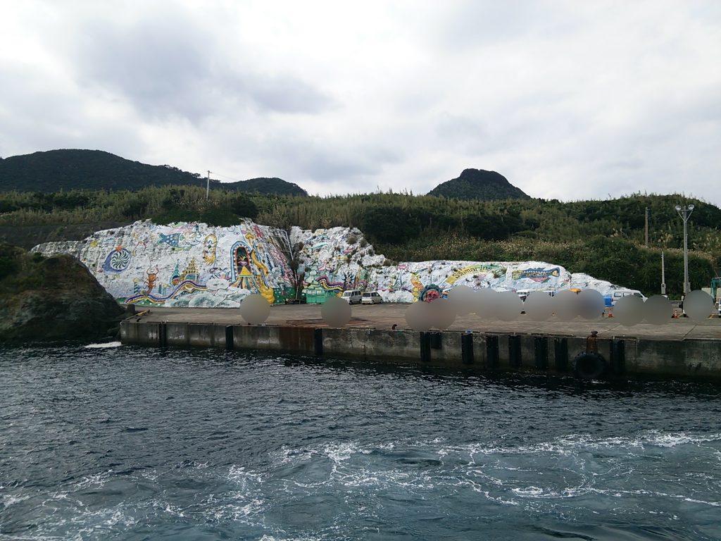 トカラ列島 宝島