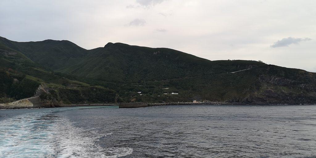 トカラ列島 悪石島